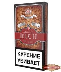 Пачка сигарет Aroma Rich Rum&Cherry Superslims