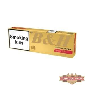 Блок сигарет Benson & Hedges Special Filter Duty Free