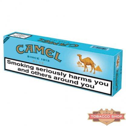 Блок сигарет Camel Blue Duty Free