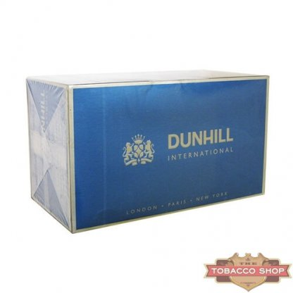 Блок сигарет Dunhill International Blue Duty Free