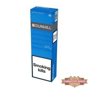 Блок сигарет Dunhill Blue Duty Free