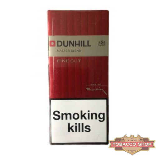 Блок сигарет Dunhill Fine Cut Red Duty Free
