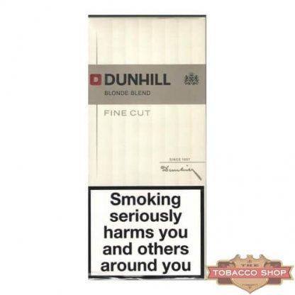 Блок сигарет Dunhill Fine Cut White Duty Free