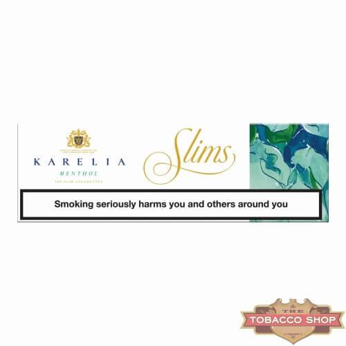 Блок сигарет Karelia Slims Menthol Duty Free