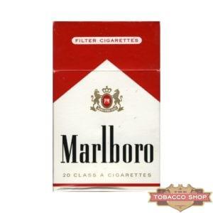 Пачка сигарет Marlboro Red USA (1 пачка)