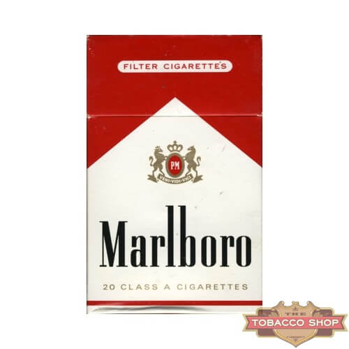 Пачка сигарет Marlboro Red USA (DUTY FREE)