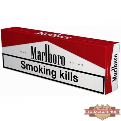 Блок сигарет Marlboro Red Duty Free