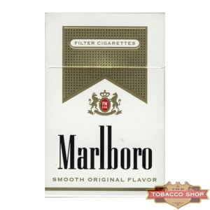 Пачка сигарет Marlboro Gold USA (DUTY FREE)