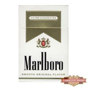 Пачка сигарет Marlboro Gold USA (1 пачка)