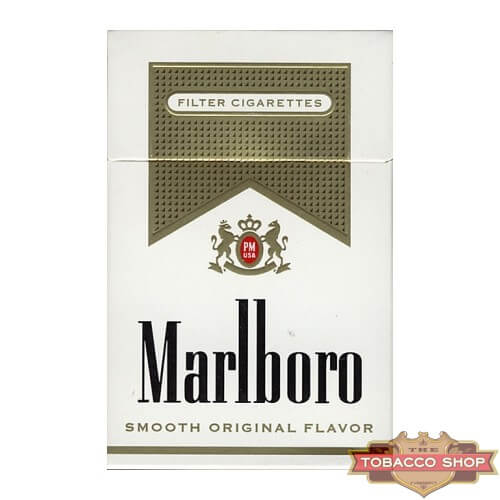 Пачка сигарет Marlboro Gold USA