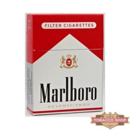 Пачка сигарет Marlboro Red 72's USA