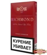 Пачка сигарет Richmond Red Edition (Cherry Superslim) - старый дизайн