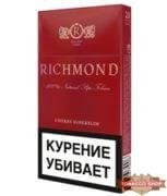 Пачка сигарет Richmond Red Edition (Cherry Superslim)