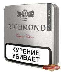 Пачка сигарет Richmond Empire Edition