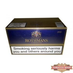 Блок сигарет Rothmans International Duty Free