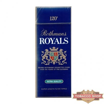 Пачка сигарет Rothmans Royals 120's Duty Free