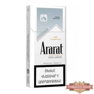 Пачка сигарет Ararat Exclusive 115mm