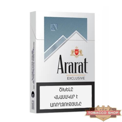 Пачка сигарет Ararat Exclusive Nano