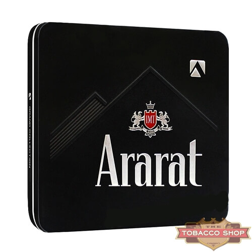 Пачка сигарет Ararat Grand Collection Metal