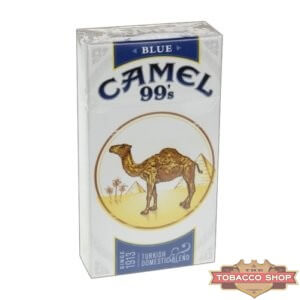 Пачка сигарет Camel Blue 99's USA