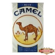 Пачка сигарет Camel Blue USA - старый дизайн