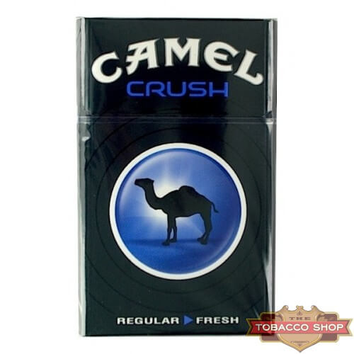 Пачка сигарет Camel Crush USA