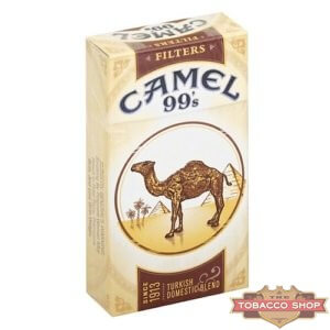 Пачка сигарет Camel Filters 99's USA