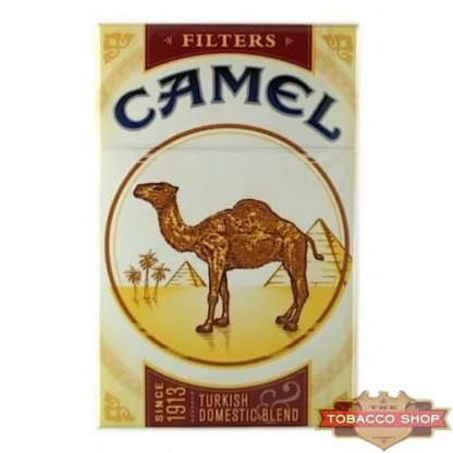 Пачка сигарет Camel Filters USA (1 пачка) - старый дизайн