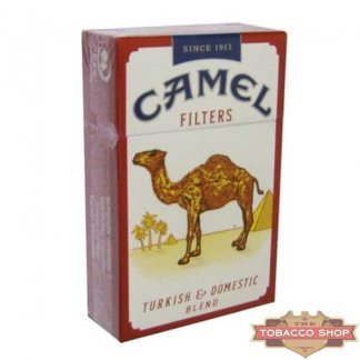 Пачка сигарет Camel Filters USA (1 пачка) - новый дизайн