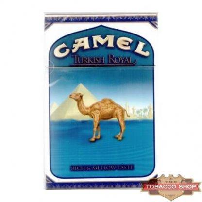 Пачка сигарет Camel Turkish Royal USA