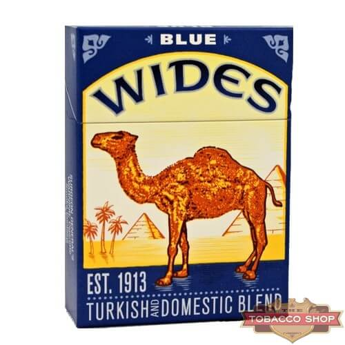 Пачка сигарет Camel Wides Blue USA