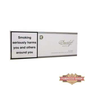 Блок сигарет Davidoff Slims White Duty Free