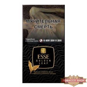 Пачка сигарет ESSE Golden Leaf