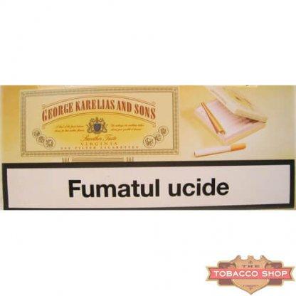 Блок сигарет George Karelias and Sons Smoother Taste Duty Free