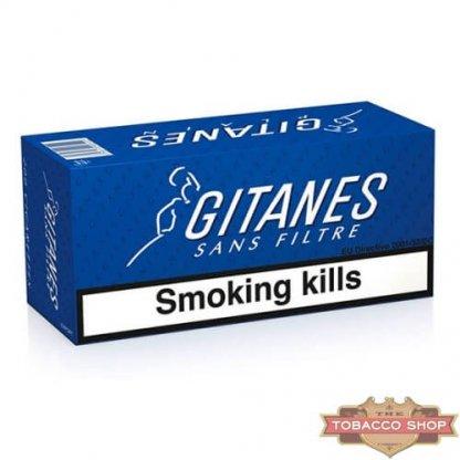 Блок сигарет Gitanes Sans Filtre Duty Free