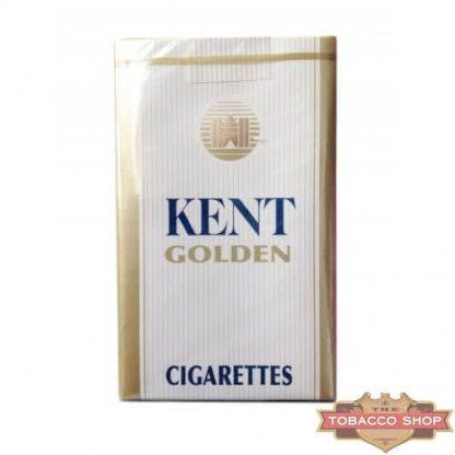 Пачка сигарет KENT Gold Kings Soft USA