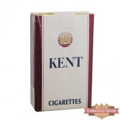 Пачка сигарет KENT Classic Kings Soft USA