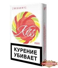 Пачка сигарет Kiss Dessert