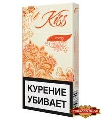 Пачка сигарет Kiss Energy