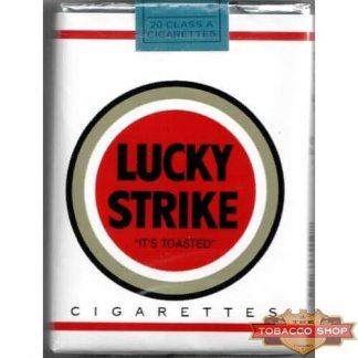 Пачка сигарет Lucky Strike Non Filter Soft USA (1 пачка)