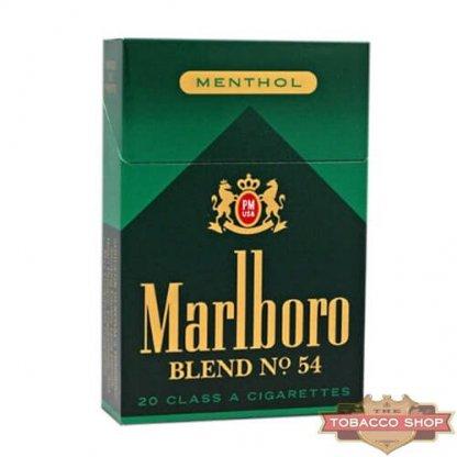 Пачка сигарет Marlboro Blend №54 USA