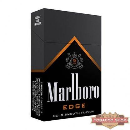 Пачка сигарет Marlboro Edge USA