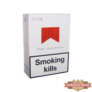 Блок сигарет Marlboro Filter Plus 3mg Duty Free
