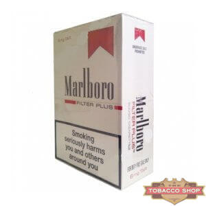 Блок сигарет Marlboro Filter Plus 6mg Duty Free