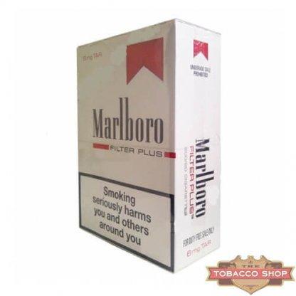 Блок сигарет Marlboro Filter Plus 6mg Duty Free