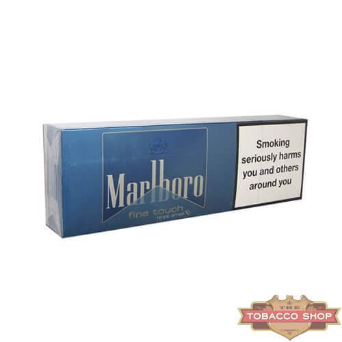 Блок сигарет Marlboro Fine Touch Duty Free