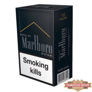 Блок сигарет Marlboro Gold Edge Duty Free