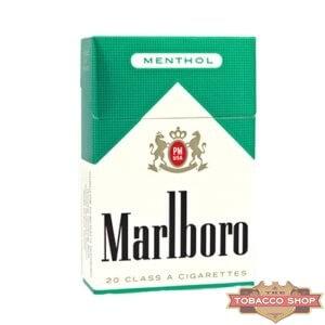 Пачка сигарет Marlboro Menthol USA (1 пачка)