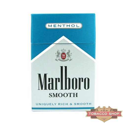 Пачка сигарет Marlboro Menthol Smooth USA