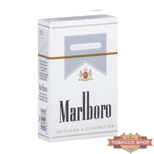 Пачка сигарет Marlboro Silver USA (DUTY FREE)